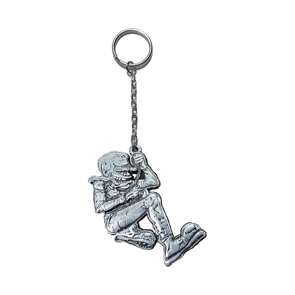 CHIP CHROME - KEYCHAIN