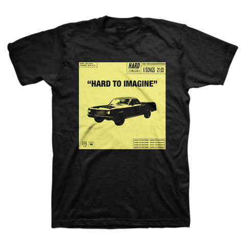 HARD TO IMAGINE - SHIRT