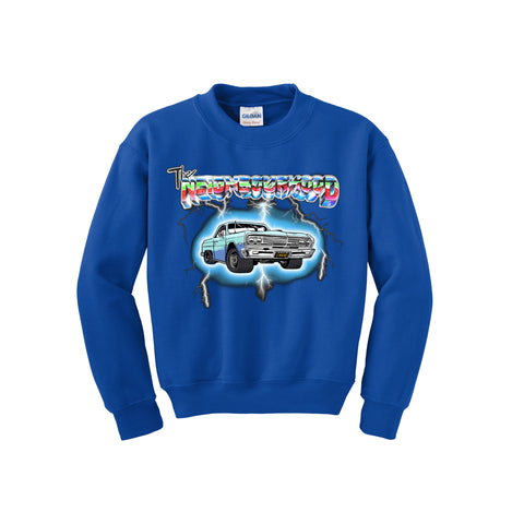 TO IMAGINE - CREWNECK - BLUE
