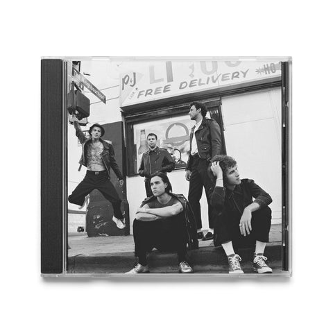 THE NEIGHBOURHOOD - ALBUM - CD