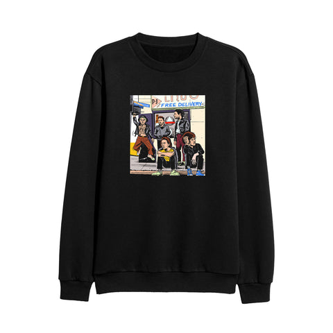 THE NBHD DRAWING - LONGSLEEVE