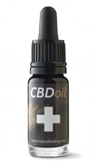 Dutch Natural Healing Oil 10ml