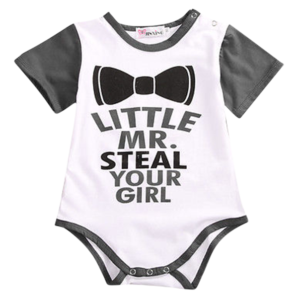 ae7941c9ec2a10 Little Mr. Steal Your Girl Bodysuit – My First Crush