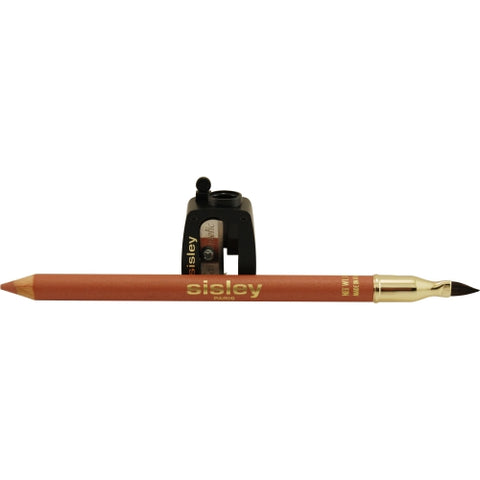Sisley Phyto Levres Perfect Lipliner With Lip Brush And Sharpener - #1 Nude --1.2g-0.04oz By Sisley