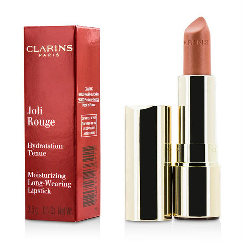 Clarins Joli Rouge (long Wearing Moisturizing Lipstick) - # 746 Tender Nude --3.5g-0.1oz By Clarins