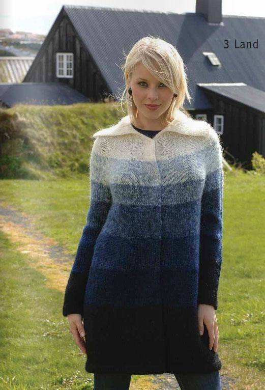 Land - Custom made Icelandic Sweater - icelandicstore.is