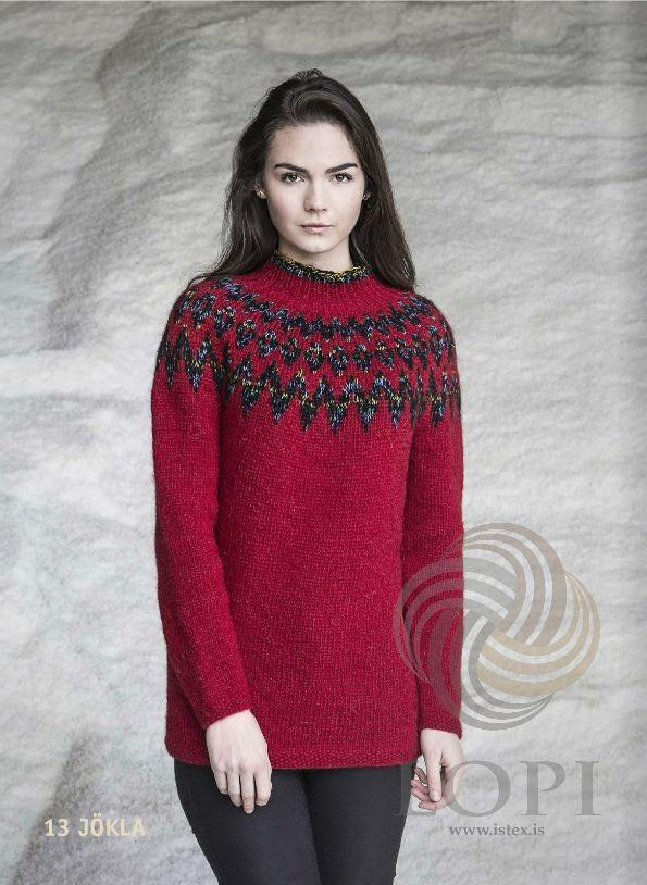 Jökla - Custom made Icelandic Sweater - icelandicstore.is