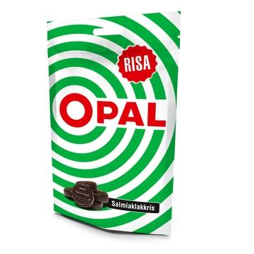 Opal Green - Salmiak Liquorice, Icelandic Candy - icelandicstore.is