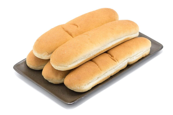 Icelandic Hot Dog Buns | 5 buns - The Icelandic Store