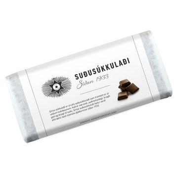 Noi Sirius Chocolate - 45% Konsum, Icelandic Candy - icelandicstore.is