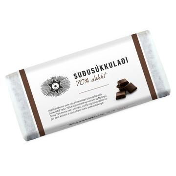 Noi Sirius Chocolate - 70% Konsum, Icelandic Candy - icelandicstore.is