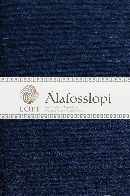 Alafoss Lopi - 0118 Navy - icelandicstore.is