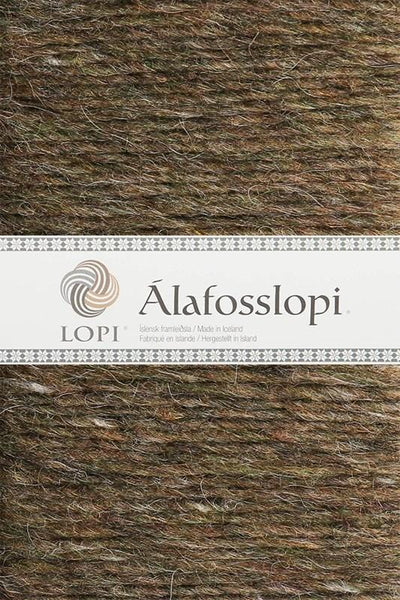 Alafoss Lopi - 1230 Highland Green, Álafoss Wool Yarn - icelandicstore.is