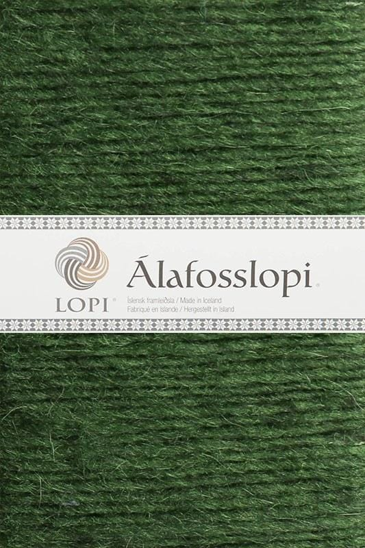 Alafoss Lopi - 1231 Garden Green, Álafoss Wool Yarn - icelandicstore.is