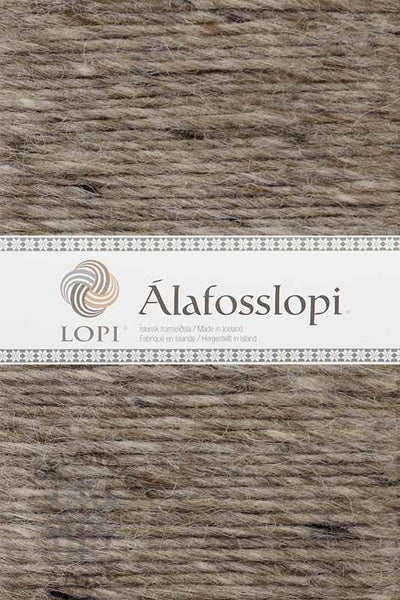 Alafoss Lopi - 9976 Beige Tweed, Álafoss Wool Yarn - icelandicstore.is