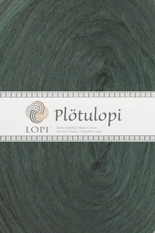 Plotulopi - 0484 Forest Green, Plötulopi - icelandicstore.is