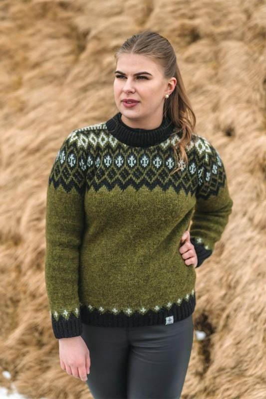 Þing - Kidka women's sweater, Kidka Sweater - icelandicstore.is