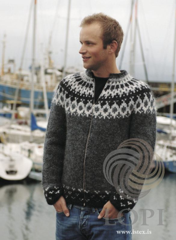 Fugl - Knitting Kit, Knitting Kit - icelandicstore.is