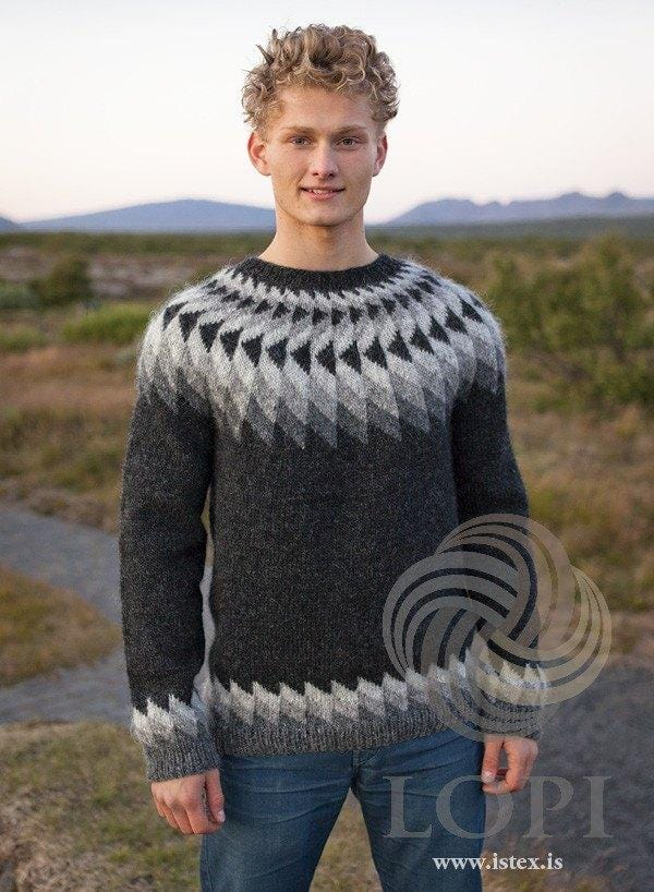 JÓN - Knitting Kit, Knitting Kit - icelandicstore.is