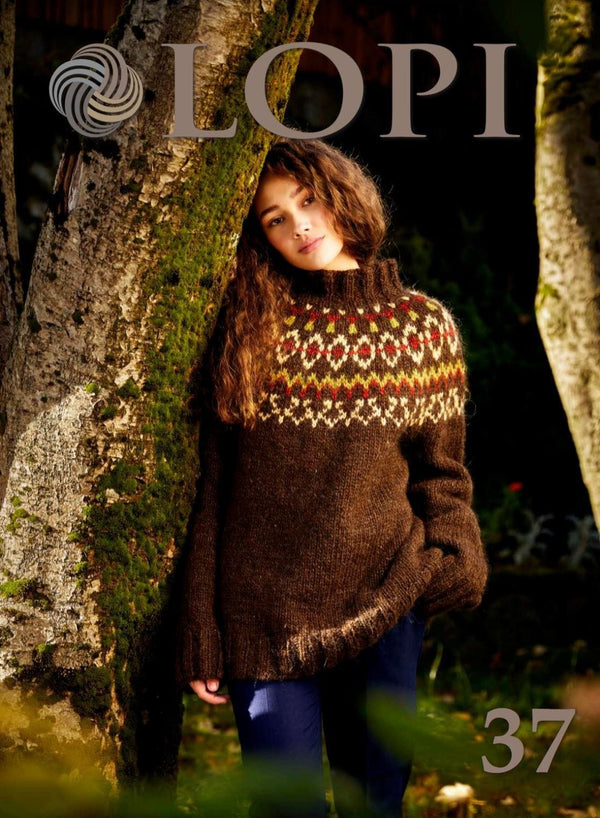 LOPI 37 - Knitting Patterns, Knitting Book - icelandicstore.is