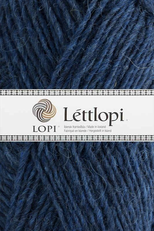 Léttlopi - 1403 Lapis Blue Heather, Léttlopi - icelandicstore.is