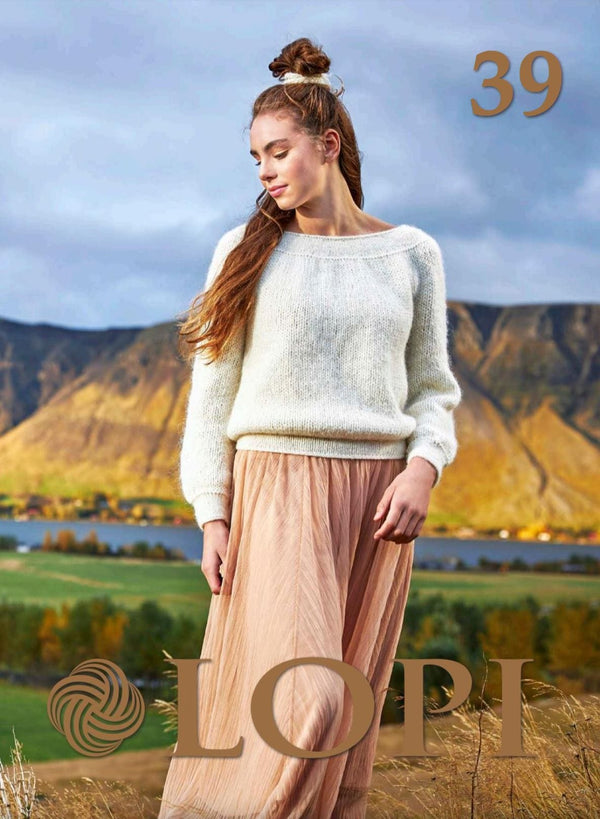 LOPI 39 - Knitting Patterns, Knitting Book - icelandicstore.is