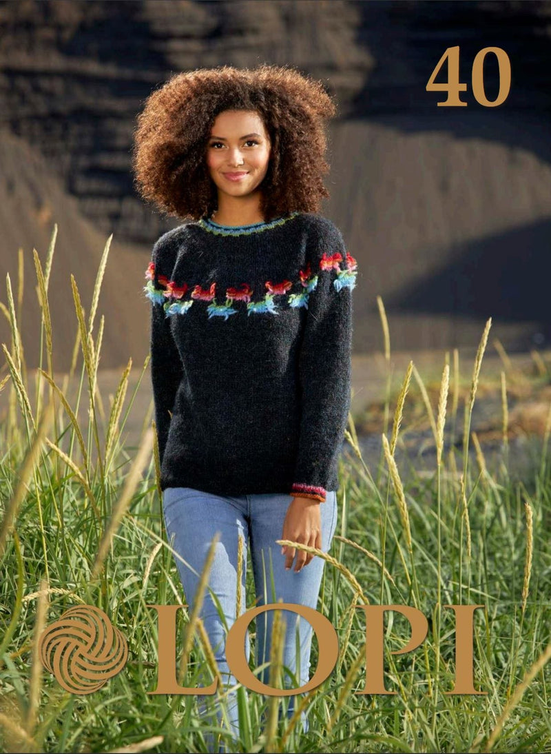 LOPI 40 - Knitting Patterns - icelandicstore.is