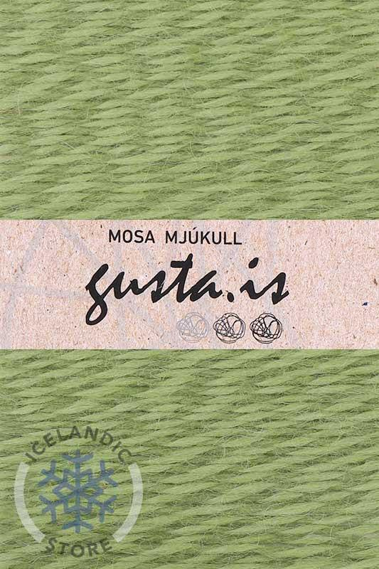MOSA Mjukull by Gusta - 8100 Light Green, MOSA Mjúkull - icelandicstore.is