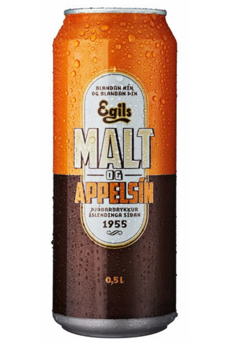 Egils Malt & Appelsin - Christmas in a can - icelandicstore.is