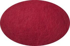 Felting Wool - Happy Red Nr. 0417, Felting Wool - icelandicstore.is