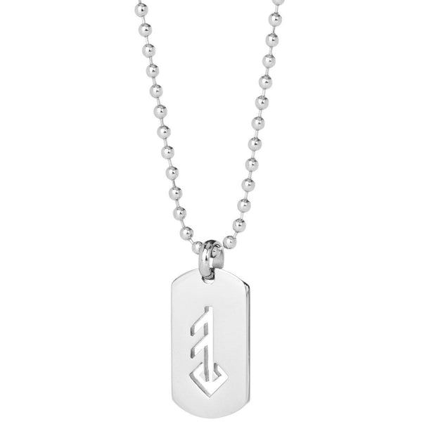 LOVE / ÁST STEEL DOG-TAG, Alrún Dog-Tag - icelandicstore.is