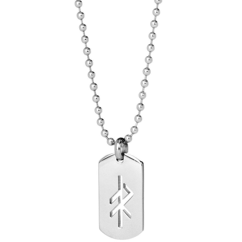 ENERGY / ORKA STEEL DOG-TAG, Alrún Dog-Tag - icelandicstore.is
