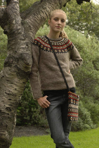 Aftur - Free Knitting pattern, Knitting Pattern - icelandicstore.is