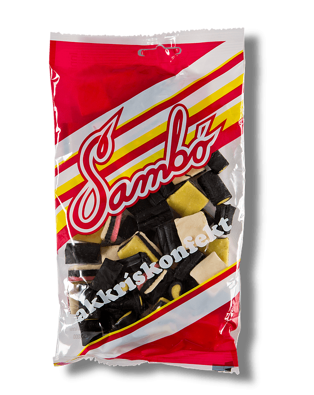 Sambó - Liquirce, Icelandic Candy - icelandicstore.is