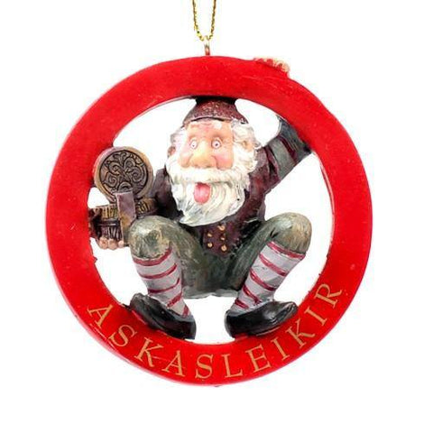 Bowl Licker - Yule Lad Ornament, Yule Lad Ornament - icelandicstore.is