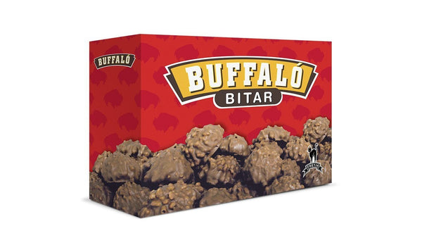 Freyju - Buffalo Bites, Icelandic Candy - icelandicstore.is