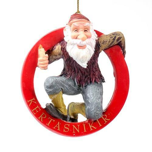 Candle Beggar - Yule Lad Ornament - icelandicstore.is