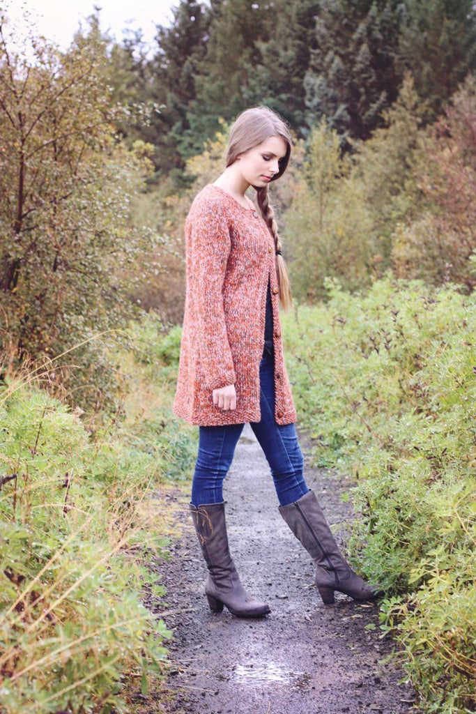 Free Icelandic Sweater knitting pattern - Desire – icelandicstore.is
