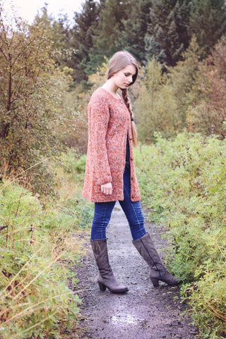 Desire - Free Knitting pattern, Knitting Pattern - icelandicstore.is