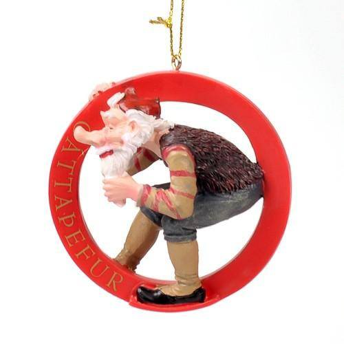 Doorway Sniffer - Yule Lad Ornament, Yule Lad Ornament - icelandicstore.is