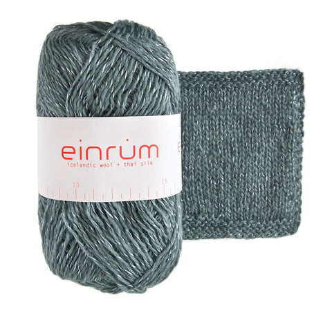 Einrúm 1013 E+2 - Klorit, Einrúm Yarn - icelandicstore.is