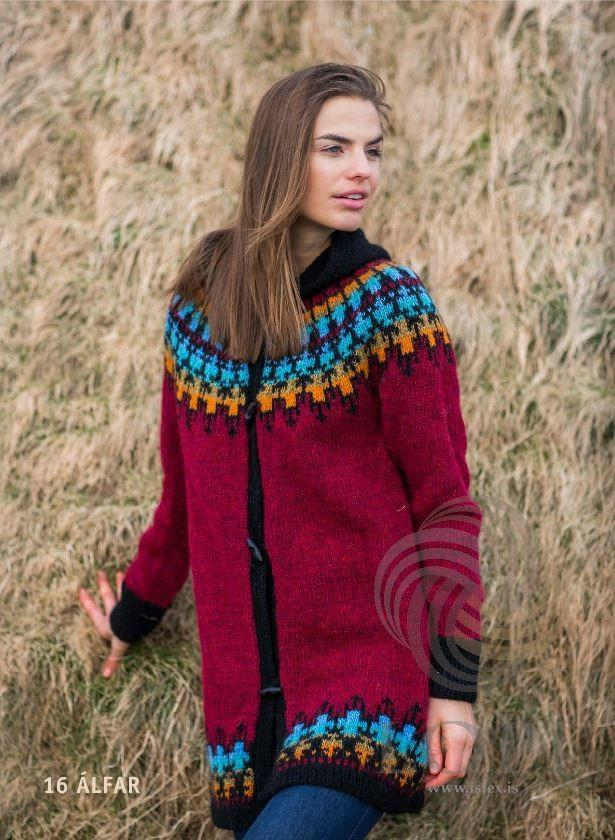 ÁLFAR - Knitting Kit - icelandicstore.is