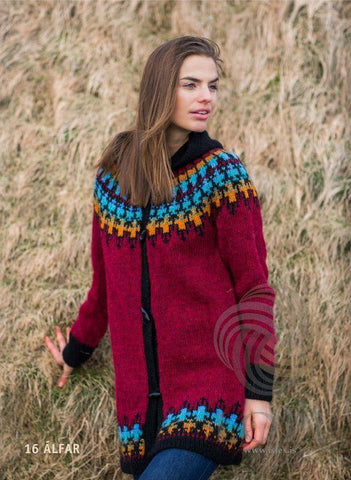 ÁLFAR - Knitting Kit, Knitting Kit - icelandicstore.is
