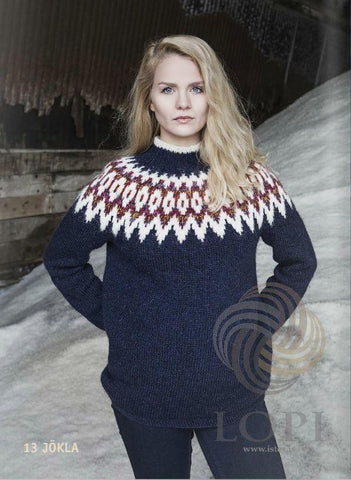 Jökla - Custom made Icelandic Sweater, Women's Custom Sweaters - icelandicstore.is