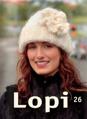 LOPI 26 - Knitting Patterns, Knitting Book - icelandicstore.is