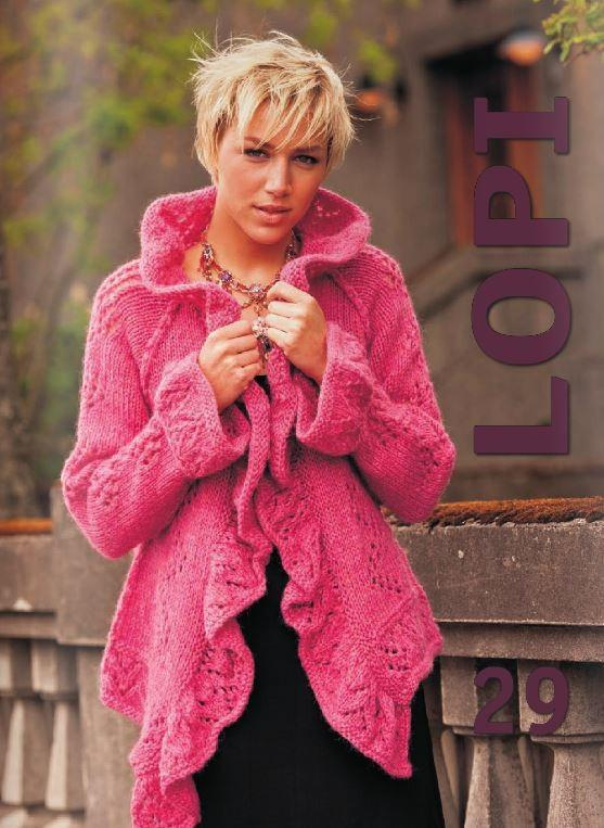 LOPI 29 - Knitting Patterns, Knitting Book - icelandicstore.is