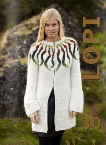 LOPI 30 - Knitting Patterns, Knitting Book - icelandicstore.is