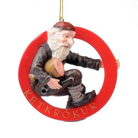 Meathook - Yule Lad Ornament, Yule Lad Ornament - icelandicstore.is