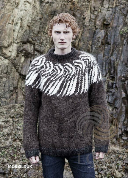 Morbildur - Custom made Icelandic Sweater, Men's Custom Sweaters - icelandicstore.is