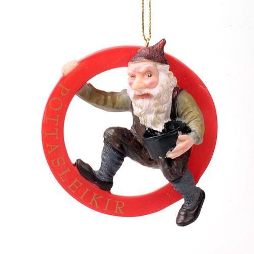 Pot Licker - Yule Lad Ornament - icelandicstore.is